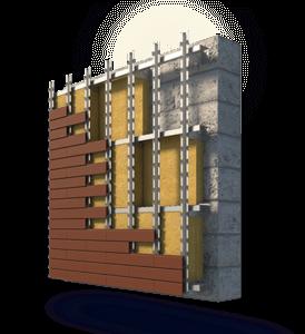 вентилируемый фасад марморок